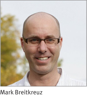 People - Mark Breitkreuz